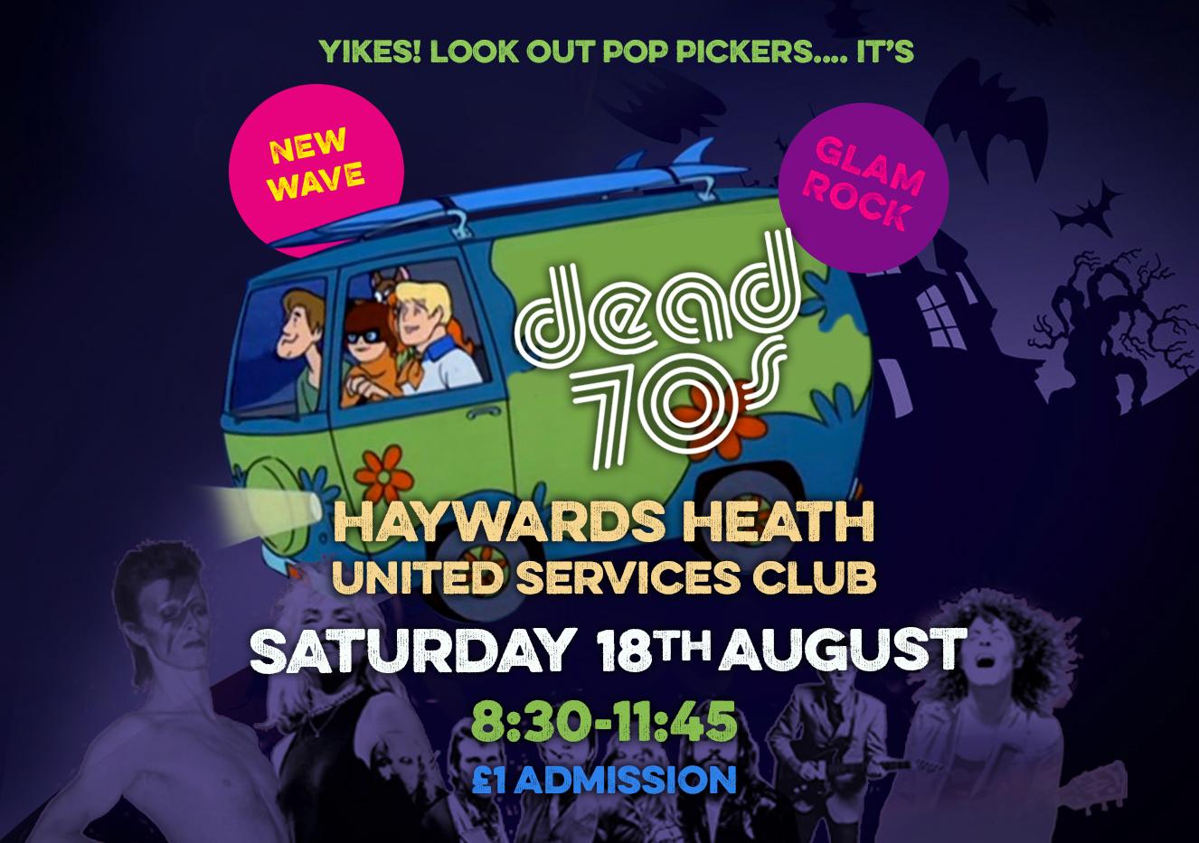 Haywards Heath United Services Club